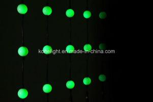 Kone-LED Video Curtain Ball Light