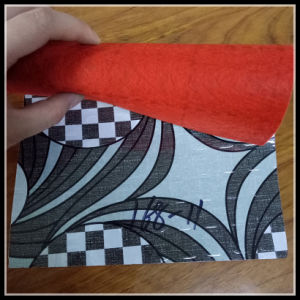 Lowes Popular Sale Non Woven Backing Felt Backing Vinyl Flooring pictures & photos