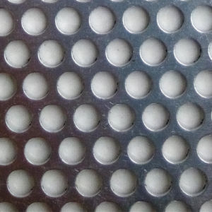 Hot Dipped Galvanized /Electro Galvanized Perforated Metal Wire Mesh Panel Sheet pictures & photos