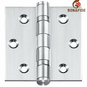 Stainless Steel Heavy Duty Door Hinges 3X3X2.5 2bb pictures & photos