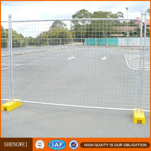 Movable Temporary Fence Panel for Building Sites pictures & photos