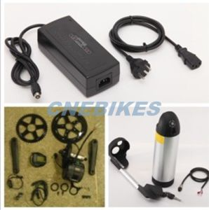 MID Crank Motor/ Bafang Motor Electric Bike Kits 8-Fun (BAFUN) BBS-01 with Bottle Battery
