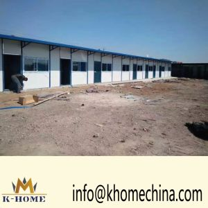 The Temporary Building Prefabricated Homes pictures & photos