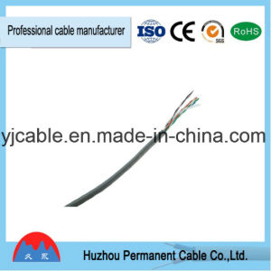 Hot-Selling 4pairs Indoor Cat5 UTP High Speed FTP Cat5e LAN Cable pictures & photos