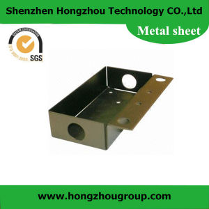 High Precision Sheet Metal Fabrication Parts From China pictures & photos