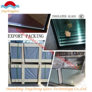 Construction Glass/Vacuum Float Glass Curtain Wall Saint Gobain pictures & photos