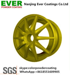 SGS Certified Chemical Resistant Chrome Paint for Wheels pictures & photos