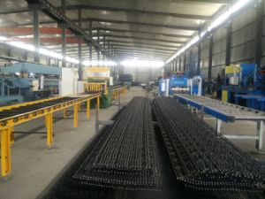 Shelf Floor Panel Roll Forming Machine pictures & photos
