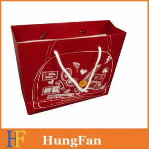 Customized Design Printed Paper Shopping Bag for Gift pictures & photos