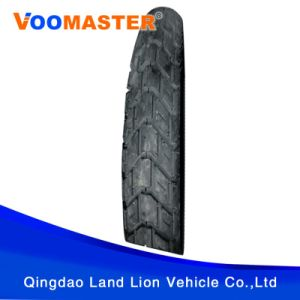Durable Tread Pattern Guarantee Quality Motorcycle Tyre 110/90-17, 90/90-19 pictures & photos