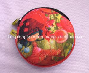 Full Colors Neoprene Coin Case for Girl or Women