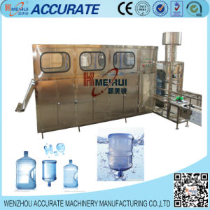 5 Gallon Mineral Water Filling Machine pictures & photos