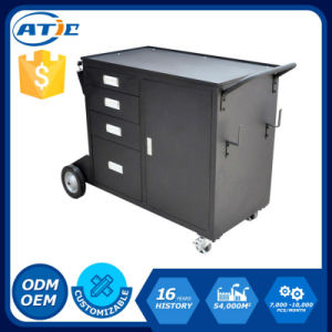 Welding Trolley with Tool Box (XH-WC-2) pictures & photos