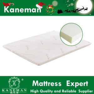 High Quality Cheap Price Soft Foam Mattress Topper 5cm pictures & photos