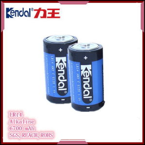 Size C Battery Type C Battery C Cell Battery Lr14 Alkaline Battery pictures & photos