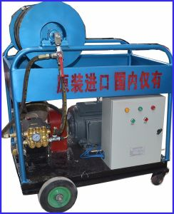 Zhengzhou Gy 500bar Concrete Cleaning High Pressure Cleaning Machine pictures & photos