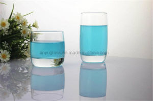 Transparent Lead Free Glass Cup Mug for Liquor, Wine, Beer, Water pictures & photos