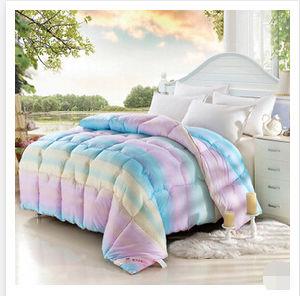 High Quality Goose Down Quilt Velvet Quilt (T121) pictures & photos
