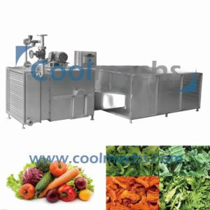 Stainless Steel Vegetable and Fruit Drying Machines/Vegetable Hot Air Dehydrator pictures & photos