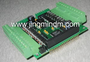 20 Points (12 input 8 output) Single Chip Controller