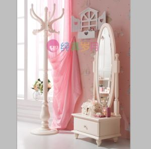 Flower Style Coat Rack for Teen Girls 6V02