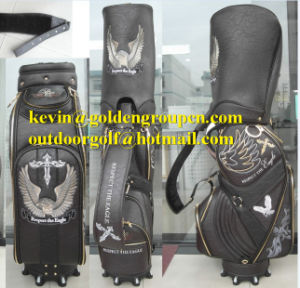 14 Dividers Designed Nylon Golf Bag pictures & photos