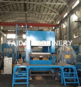 Rubber Oil Seals Vulcanizing Press Machine Factory Plant Manufacturers pictures & photos