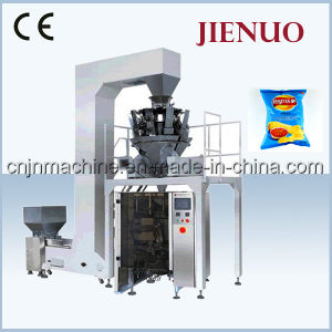 Vertical Pouch Food Potato Chips Packing Machine pictures & photos