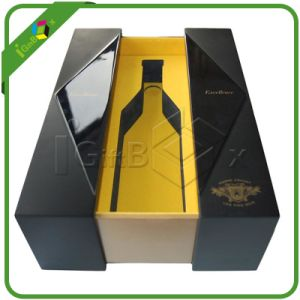 Creative Cardboard Wine Gift Box pictures & photos