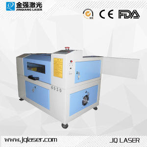 Jq4030 Mini Laser Engraving Machine for Sale pictures & photos