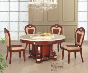 Modern Restaurant Furniture/Luxury Restaurant Furniture Sets/Hotel Furniture/Dining  Room Furniture/Dining Sets (GLD 056)