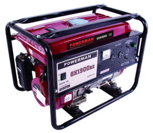 1000W Gasoline Generator with Manual Start (GH1900DX) pictures & photos
