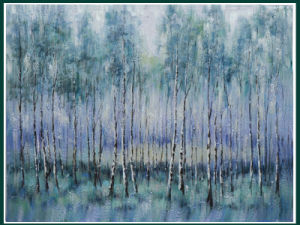 Abstract Tree Paintings (LH-057000) pictures & photos