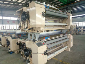 High Speed Water Jet Loom Textile Weaving Machinery pictures & photos