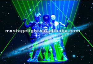 Green 3W 5W Laser Man Show (YS-950C) pictures & photos