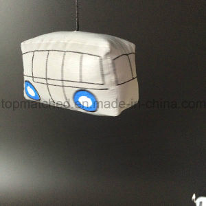 Ce Plush Stuffed Kid Gift Reflective Bus Toy pictures & photos