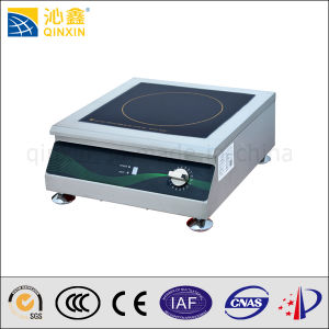 220V 5kw Stainless Steel Kitchen Equipment Induction Cooktop pictures & photos