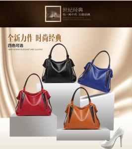 High Quality New European Style Design Leather / PU Lady Handbag