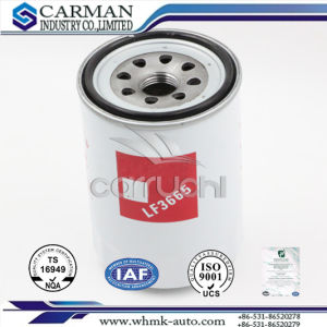 Spin-on Oil Filterlf3665 for Cummins Daf Volvo Truck, Auto Parts Oil Filter and Series (LF3665) pictures & photos