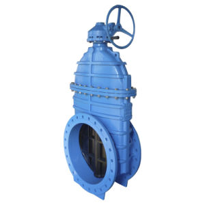 Dn1000 F4 Resilient Seated Gate Valve pictures & photos