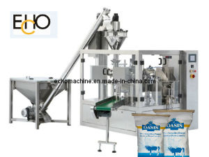 Milk Powder Food Packing Machine (MR6/8-200F) pictures & photos