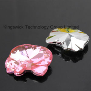 Colorful Plastic Acrylic Stones Shoes Decoration Accessories pictures & photos