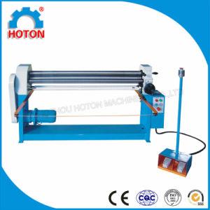 Electric Metal Sheet Slip Rolling Machine (ESR-1300X1.5 ESR-1300X1.5E) pictures & photos