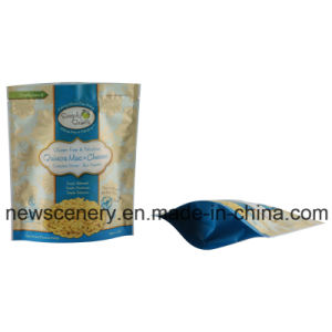 Stand up Pouch with Zipper/Plastic Zip Lock Bag/Zipper for Food