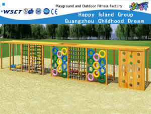Gym Training Equipment Outdoor Training Adventure Playground Hf-17501 pictures & photos