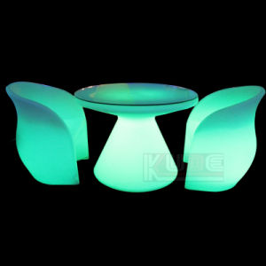 Indestructibleweatherproof Color Changing LED Chairs and Tables pictures & photos