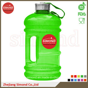 2.2L High Quality Tritan Plastic Water Bottle with Handle pictures & photos