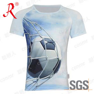 China Summer Sport T- Shirt for Outdoor (QF-2071) pictures & photos