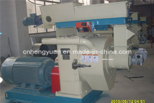 Super Quality Flat Die Biomass Pellet Machine pictures & photos
