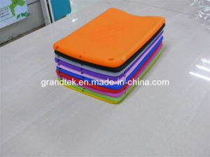 Hot Sell Silicon Mobile Phone Cases for iPad Mini Silicon Cases (RAIN-20130919-09) pictures & photos